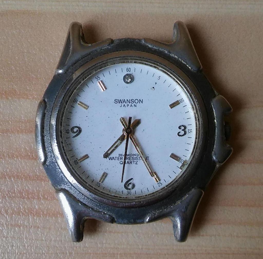 Reloj Swanson para Repuestos o Reparacion