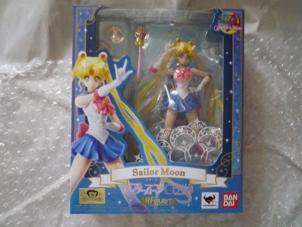 Sailor Moon Crystal Sh Figuarts