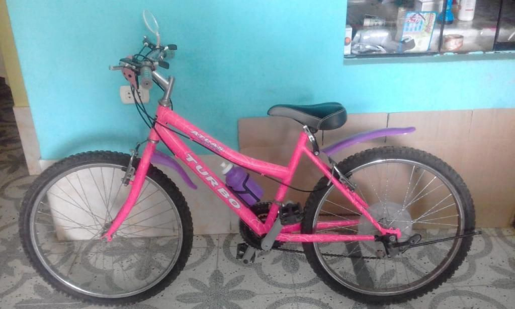 Venta Bicicleta para niña Aro 24 y Coche de bebé