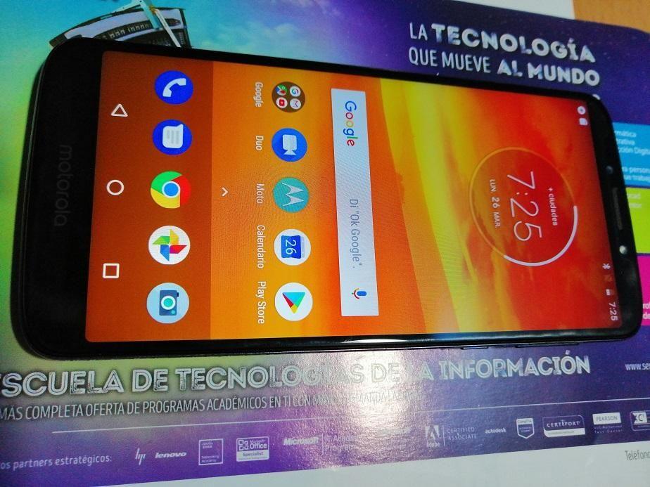 Moto E5 Plus 6pulg 2RAM 16gb, imei original libre 9pts