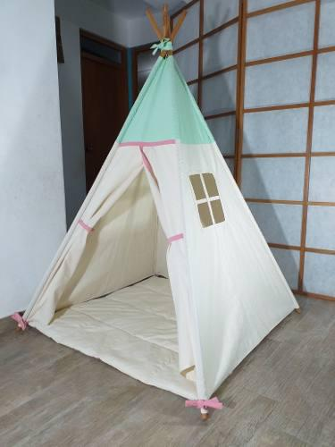 Pillamadas Carpa Tipi
