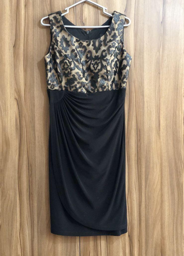 Vendo vestido de noche COMPANY Talla M