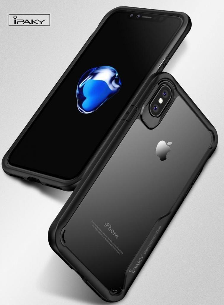 Case Bumper Ipaky para IPHONE X / XS / XR / XS MAX