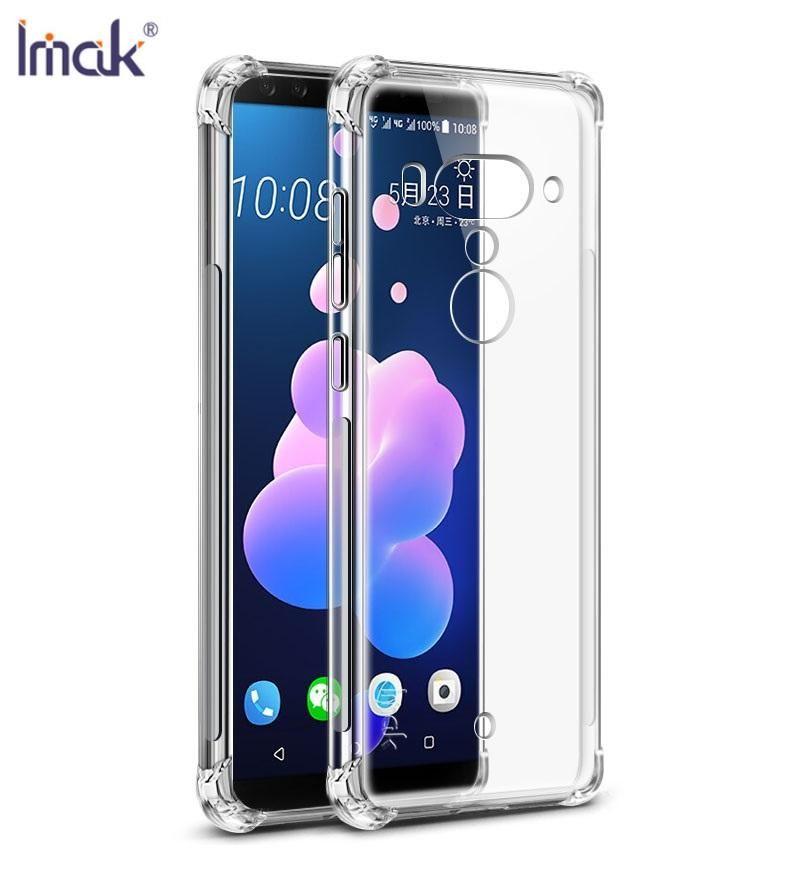 Case Imak Tpu Transparente Para Htc U12 Plus