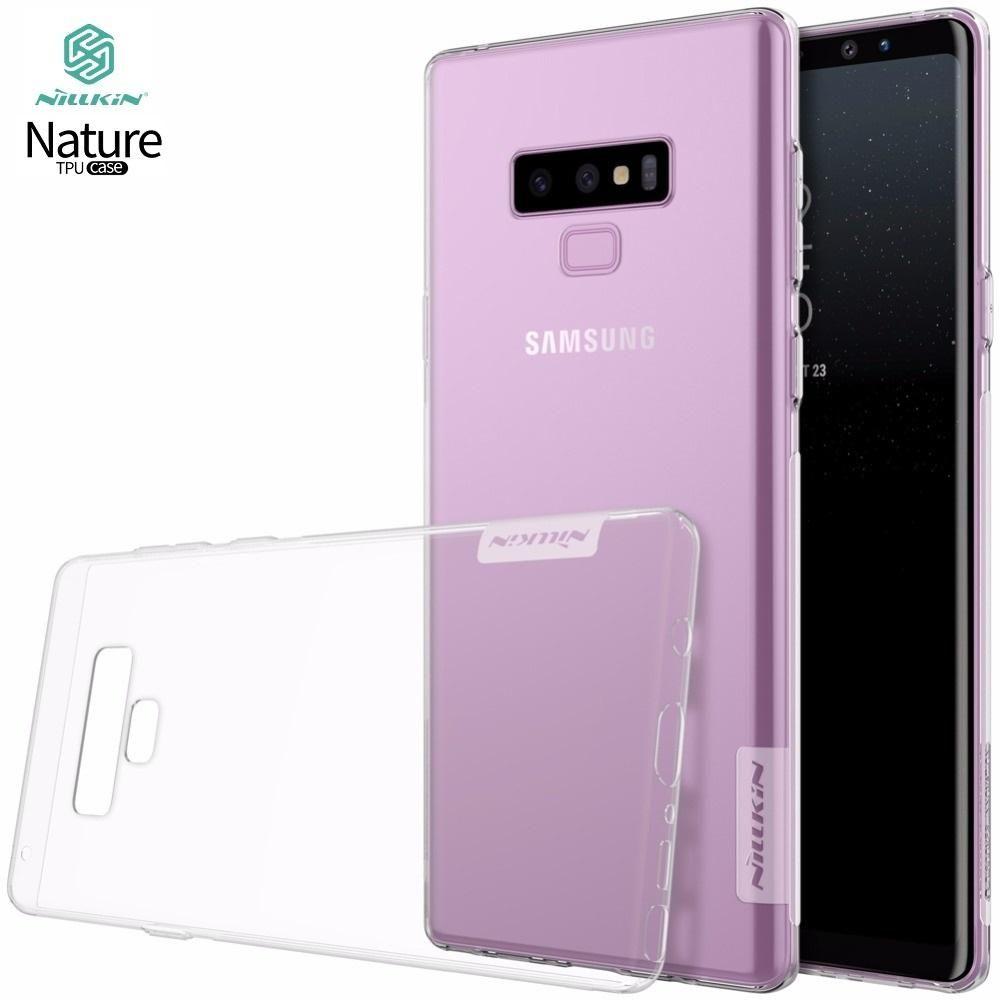 Case Transparente Nillkin Nature Para Samsung Galaxy Note 9