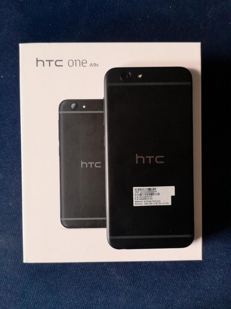Htc One A9s 32gb en Caja 10 de 10