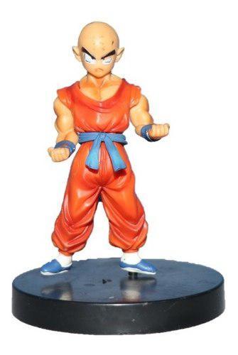 Krilin - Figura De Acción - Muneco De Dragon Ball Z