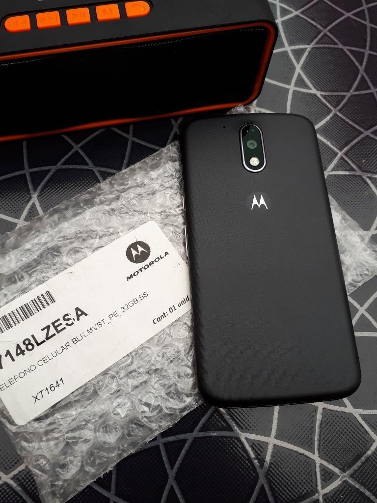 Moto G4 Plus 4g 32 Gb Nuevo sin Uso