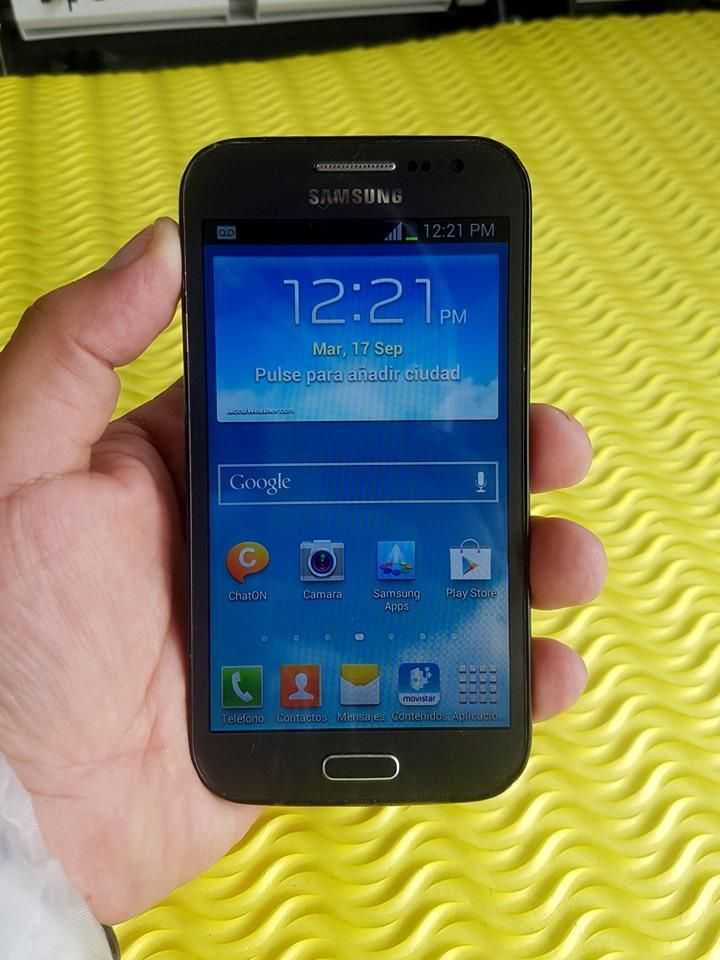 VENDO SAMSUNG GALAXY WIN GT-IL LIBRE DE MOVISTAR