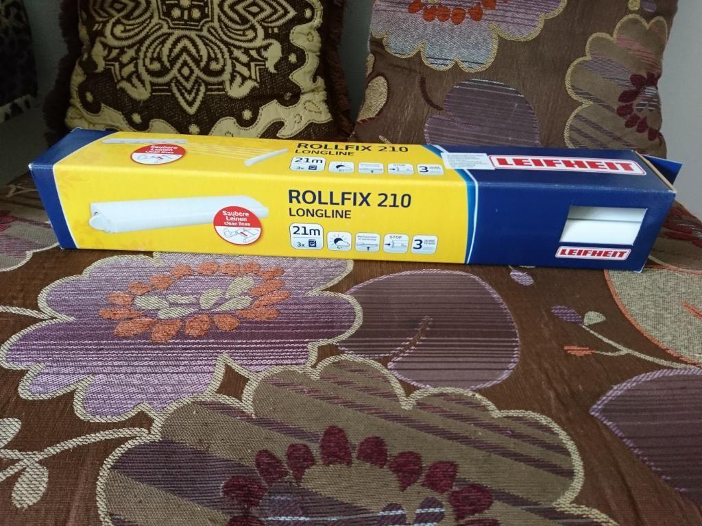 Tendedero de Pared Rollfix 210