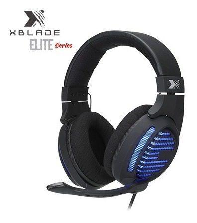 Audifono C/microf. Xblade Gaming Elite Predator 7.1 Usb