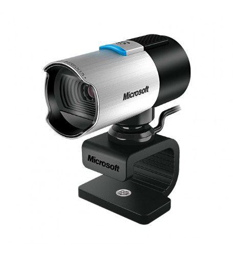 Auricular Cámara De Vídeo Conferencia Microsoft Lifecam...