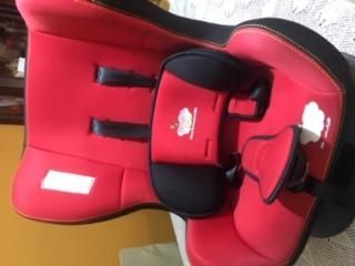 asiento porta bebe para auto usado en buen estado