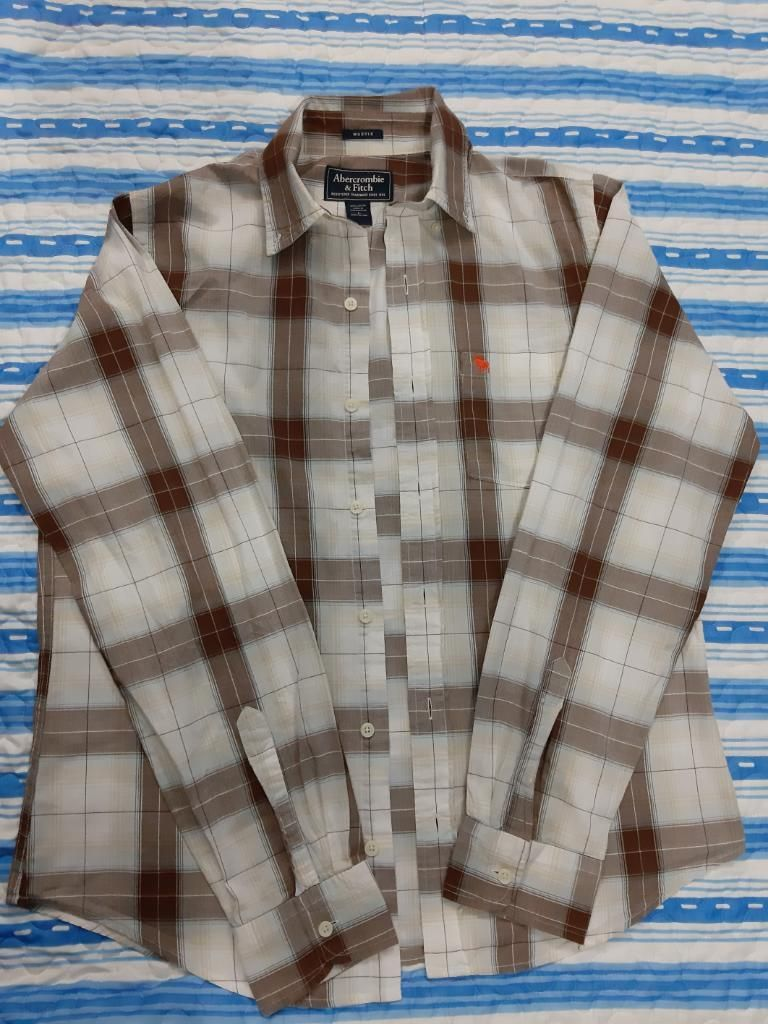 Camisa Abercrombie & Fitch L