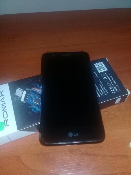 Celular Marca Lg K4 Color Negro Original