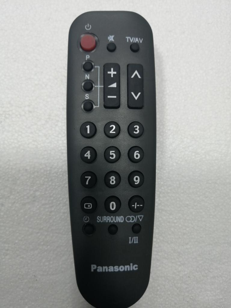 Control de Tv Panasonic