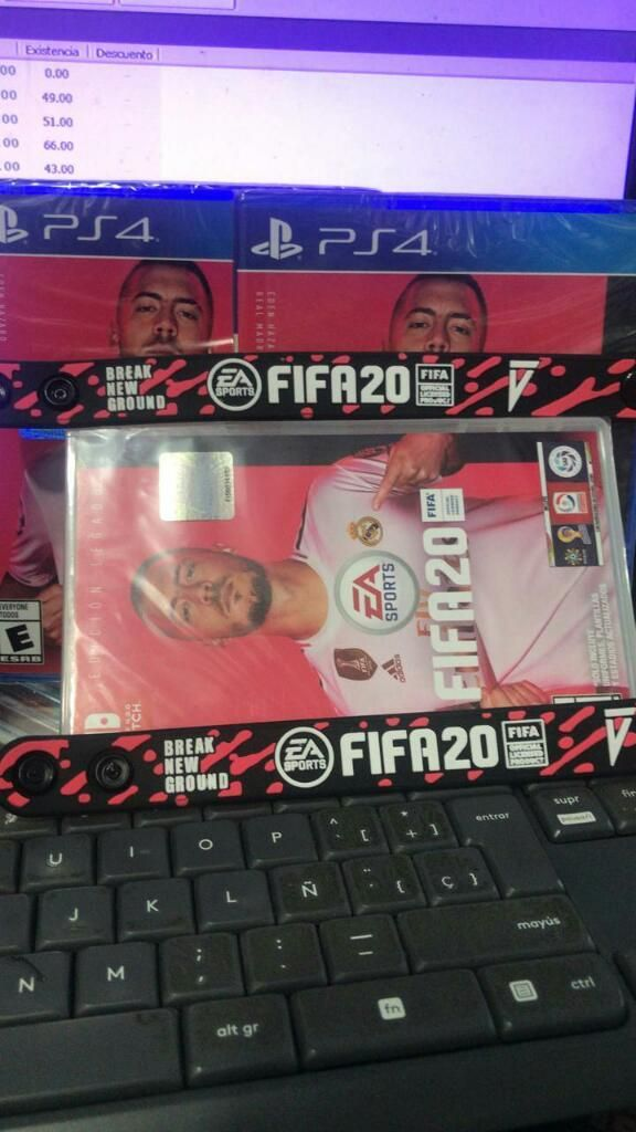 Fifa 20 Fifa  Nintendo Switch Stock