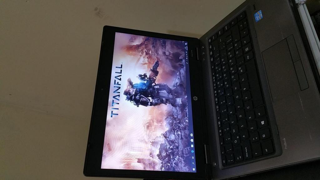 hp probook b laptop empresarial i5 3era gen 4 cores