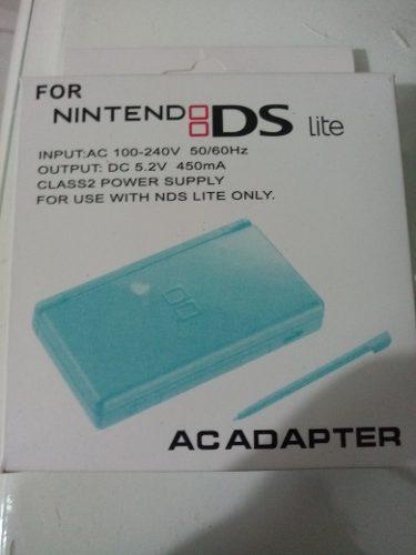 Cargador Adaptador Nintendo Ds Lite Nuevo En Caja