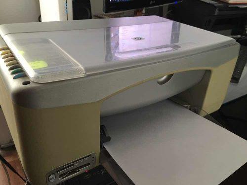 Impresora Multifuncional Hp Psc 1350