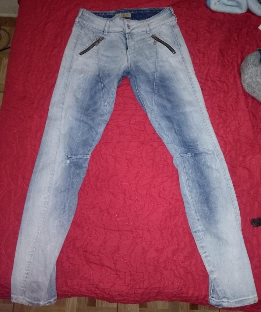 Pantalón Jean Marca Guess Mujer
