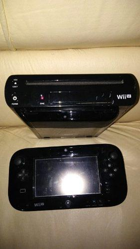 Nintendo Wiiu Completo Edición Deluxe 32gb // Cambio