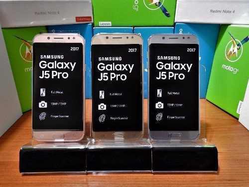 Samsung Galaxy J5 Pro Nuevos En Caja