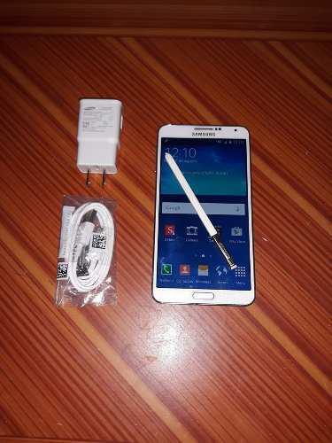 Samsung Galaxy Note 3 4g Liberado De 32gb