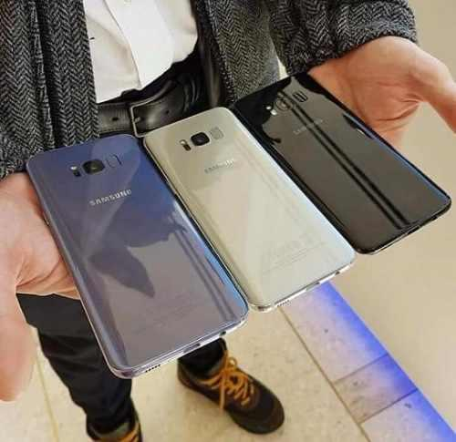 Samsung Galaxy S8 Libre