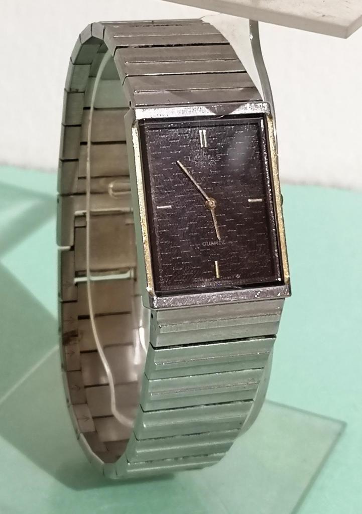 reloj vintage Seiko Lassale unisex cuarzo