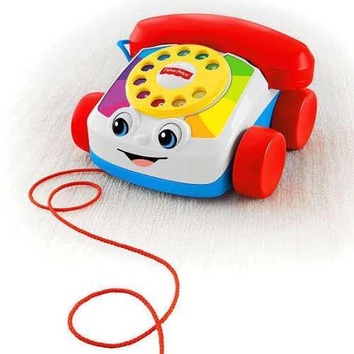 Telefono Para Niños Juguete Fisher Price