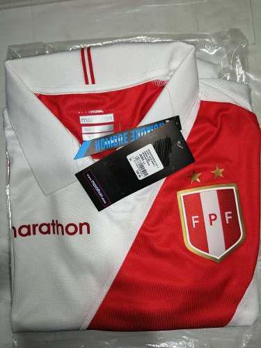 Camiseta Selección Perú 2019 Original Copa América