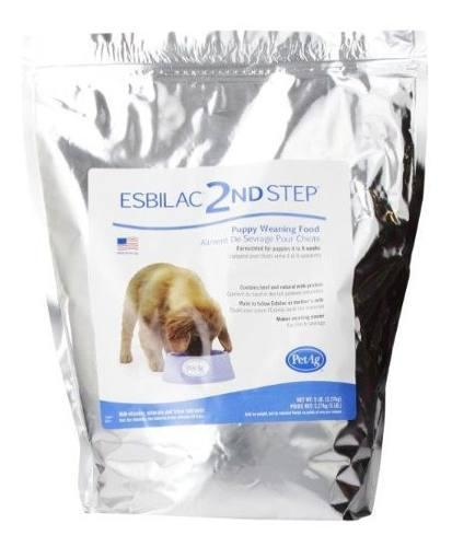 Pet Ag Esbilac 2nd Step Puppy Weaning Comida 14oz