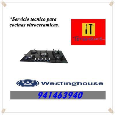 941463940 VITROCERAMICAS COCINAS WESTINGHOUSE MANTENIMIENTO