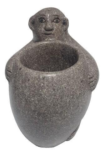 Escultura De Piedra Granito Peruana