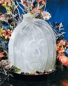 Molde Reutilizable De La Escultura De Hielo De La Calabaza