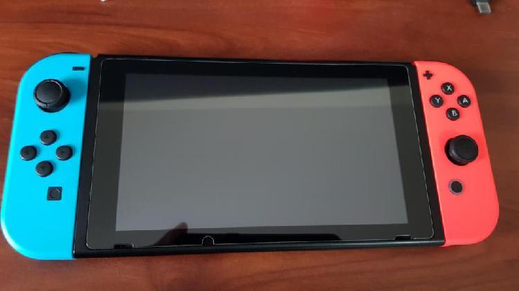 Nintendo Switch Primera versin disponible para flasheo