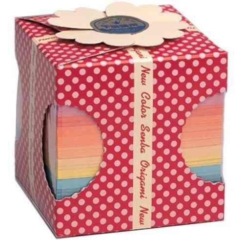 Nuevo Color De Papel Para Origami 1005 Hojas 2 34 Pulgadas C