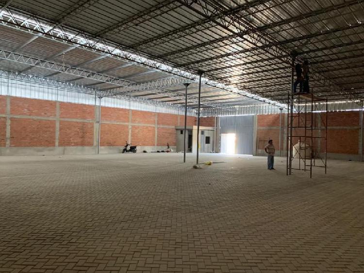 Se alquila almacén de 810 m2 en Zona Industrial de Piura.
