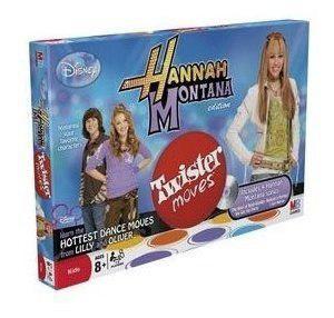 Twister Se Mueve A Hannah Montana