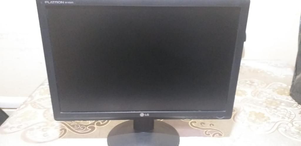 Monitor Lg de 19 Pulgadas