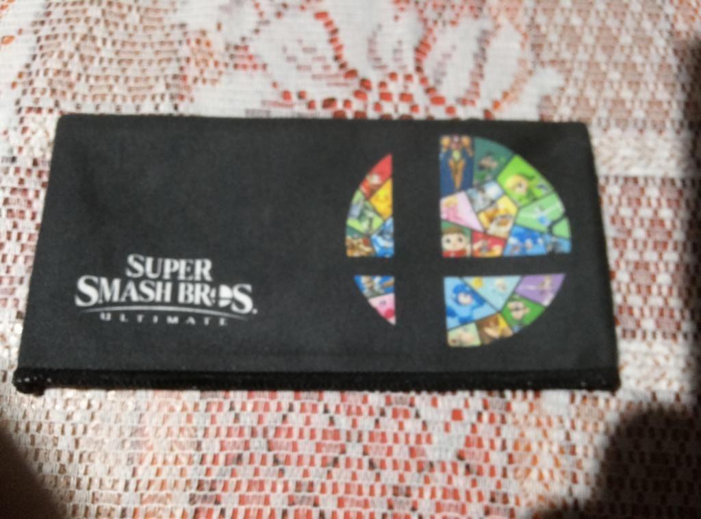 Funda para dock Nintendo Switch Smash Bros