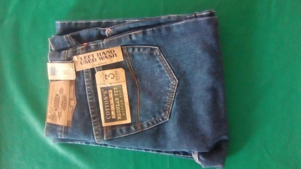 Pantalon Jean Varon Cottons talla 32