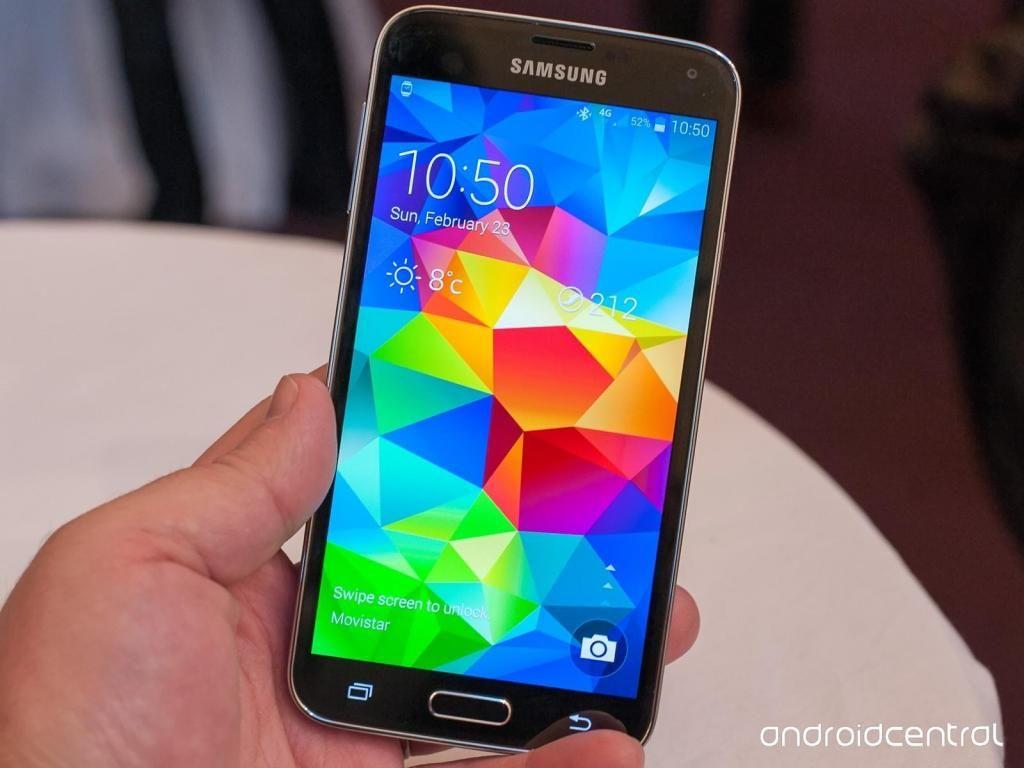 Vendo Celular Samsung Galaxy S5 Libre 4G LTE,Camara de
