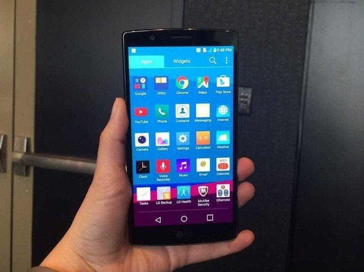 Vendo celular LG G4 Libre 4G LTE,Camara de 16MPX,3GB