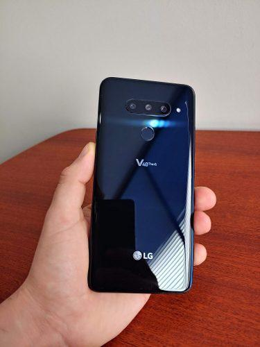 Lg V40 Thinq 5 Camaras Oled 6gb Ram No Note Mate V30 V20 G8