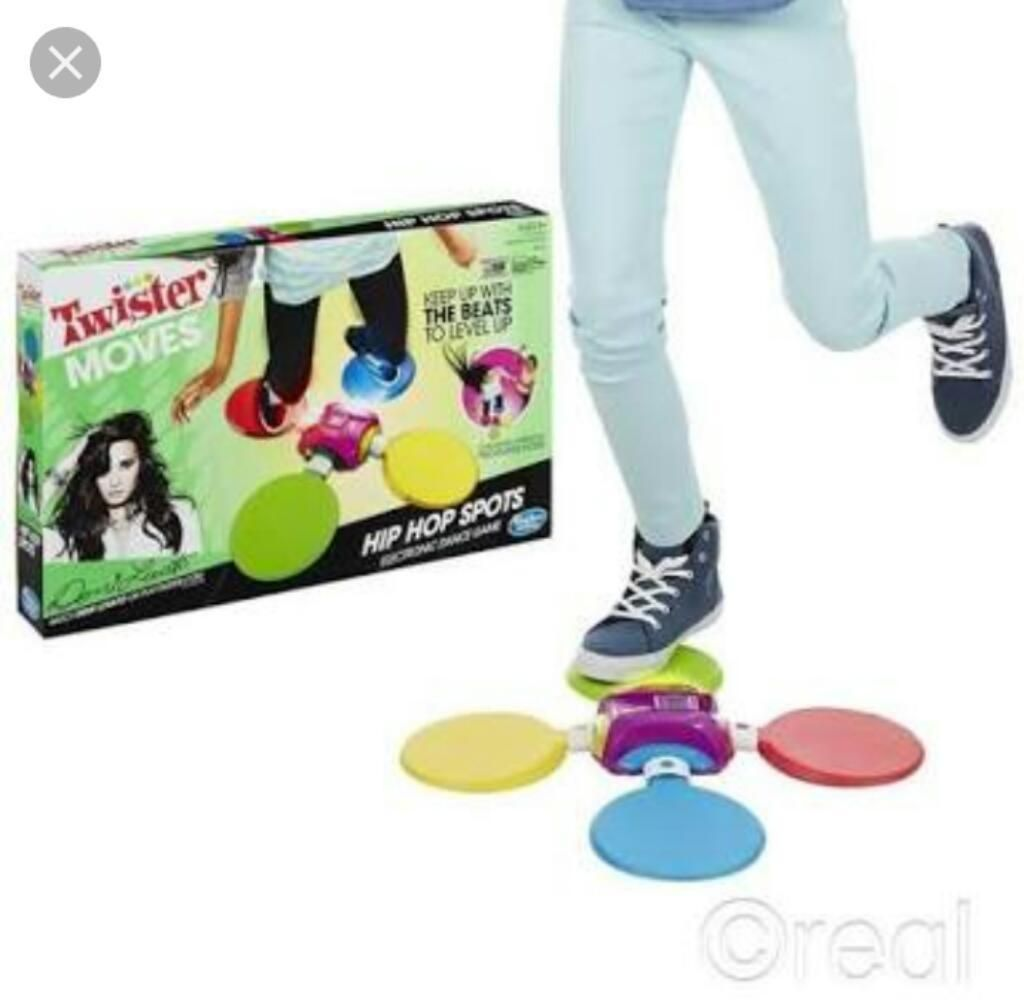 Juguete Usado Twister Moves Hip Hop