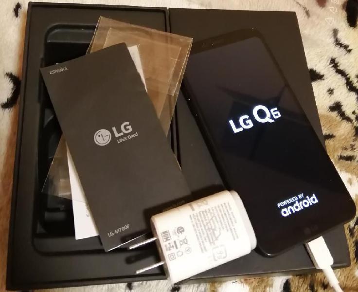 Vendo Celular Lg Q6 Nuevo de 32 Gb