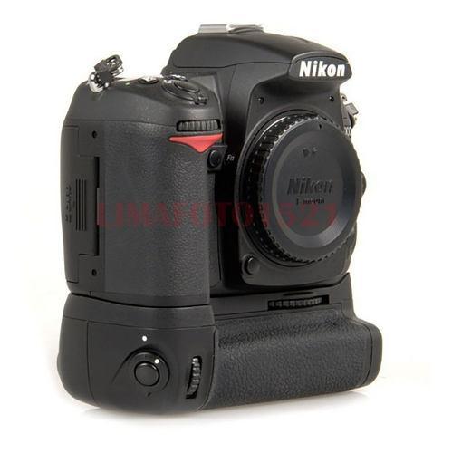 Battery Grip Para Nikon D7000 Dslr Cámara Como