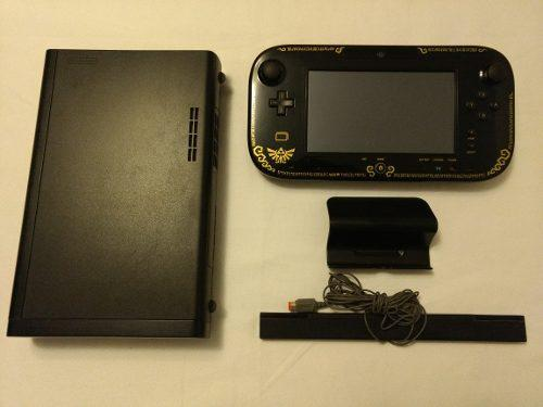 Nintendo Wii U 32gb Edición Zelda